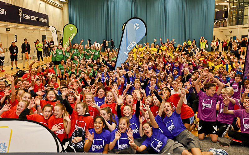 West Yorkshire Winter School Games coming to Leeds Beckett