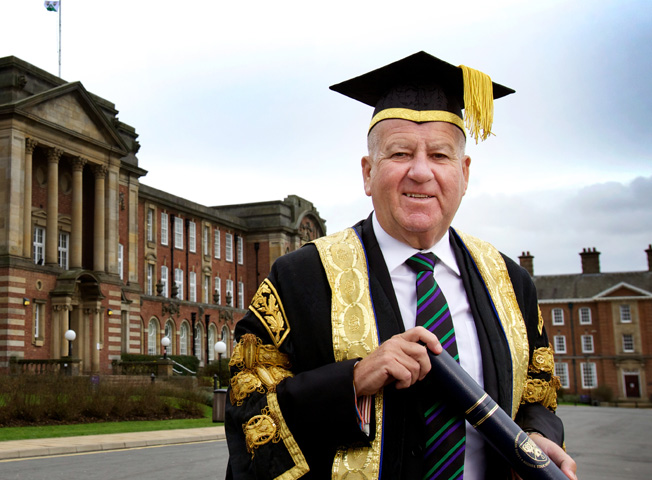 Chancellor - Sir Bob Murray