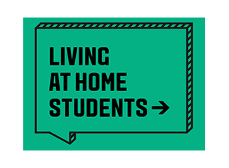 Living at home students