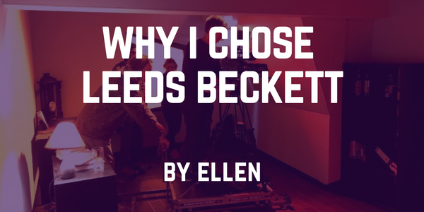 Why I chose Leeds Beckett