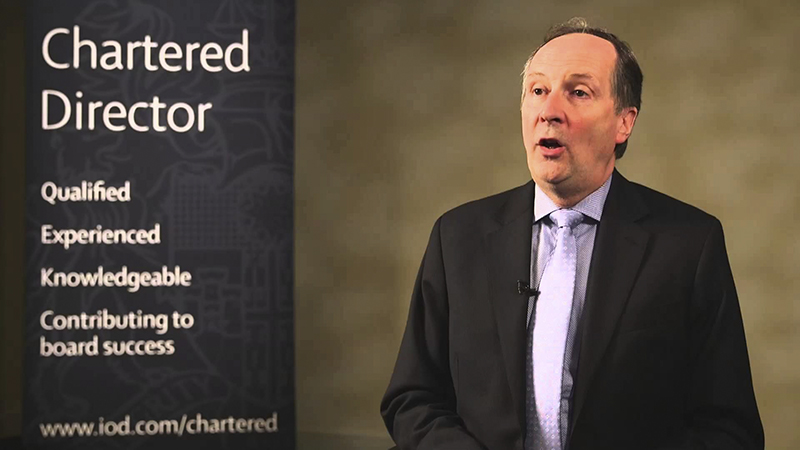 Video thumbnail of Chartered Director: The Professional Development Journey