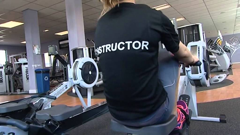 Video thumbnail of Fitness at Leeds Beckett