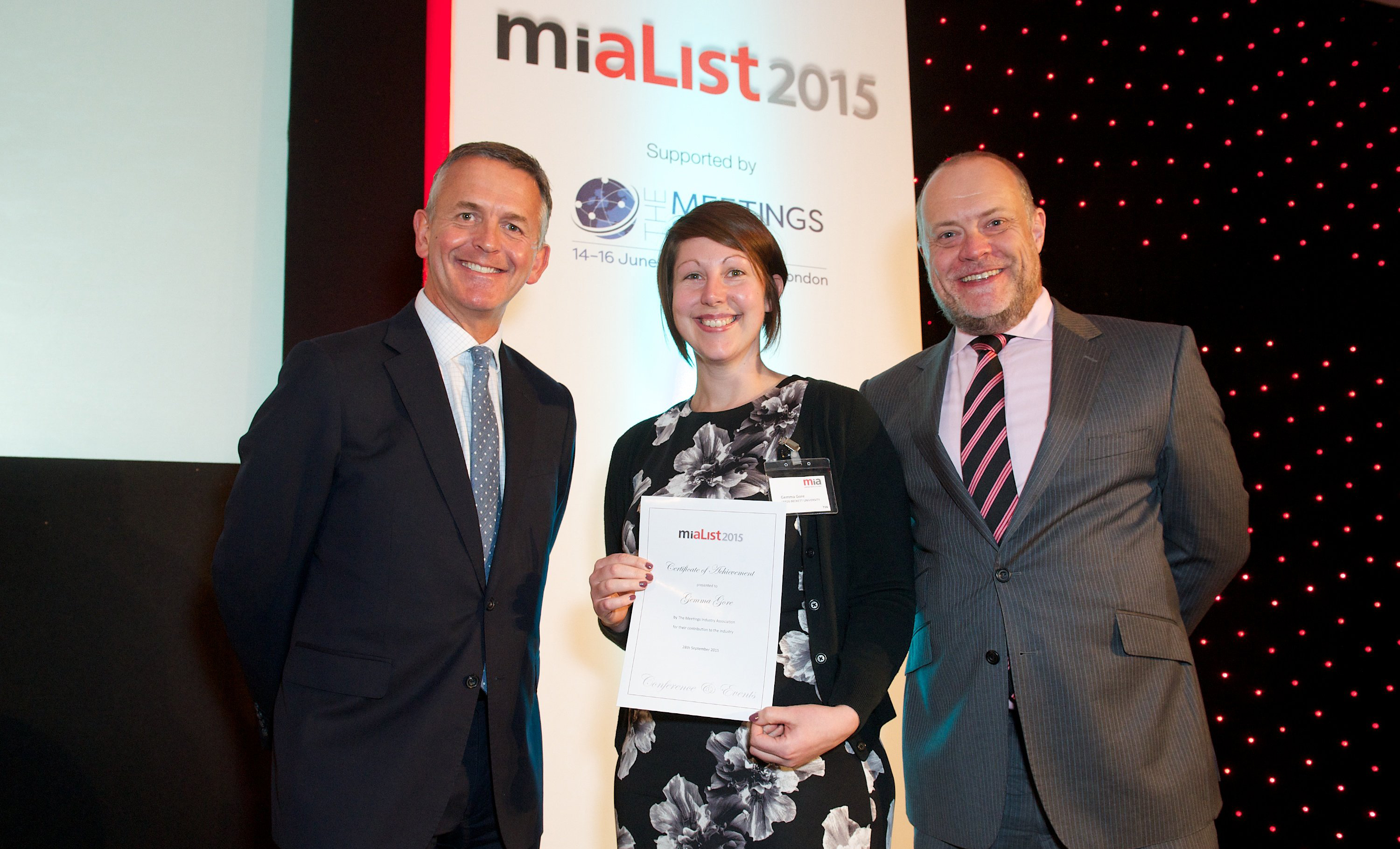 National Recognition for Well Met Conferencing Events Officer