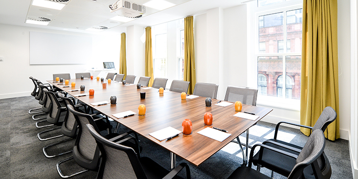 Boardrooms at Cloth Hall Court
