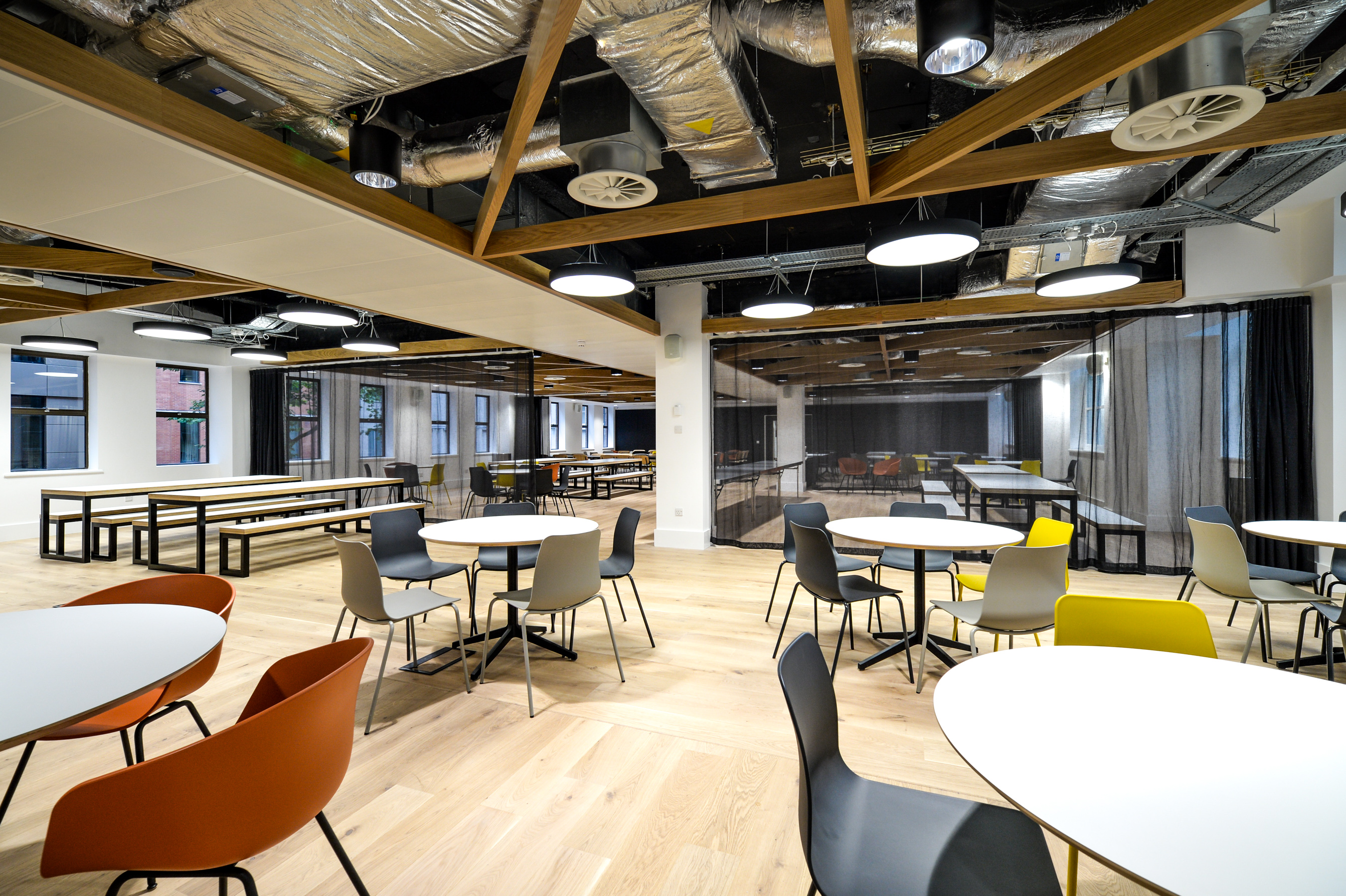 Cloth Hall Court opens its doors to dedicated conferencing