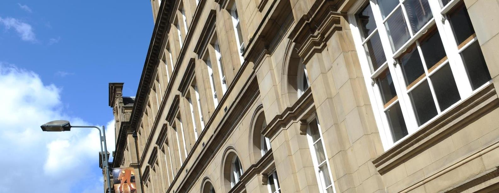 Cloth Hall Court in Leeds City Centre
