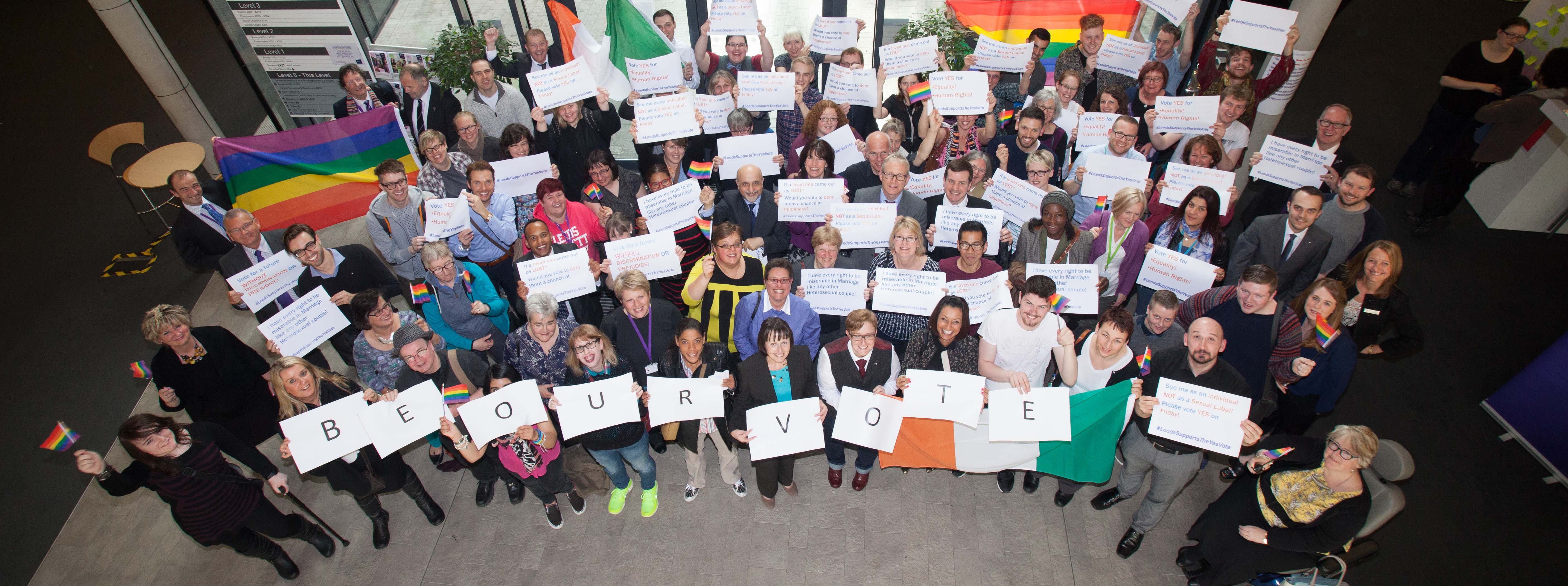Well Met Hosts Workplace Equality Conference