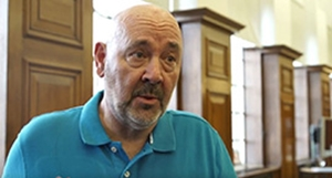 Donor Bob Mitchell talks about why it's important to him to support students
