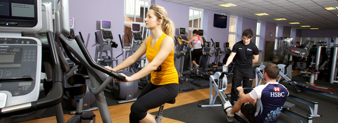 Our gymn facilities