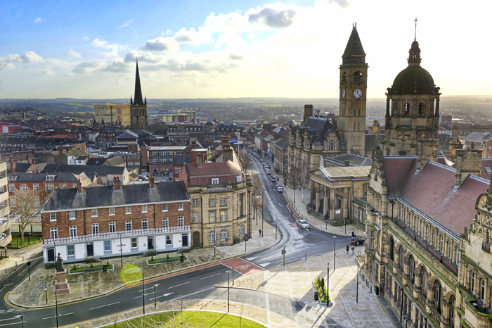 Leeds Beckett launches new centre to boost business growth in Wakefield