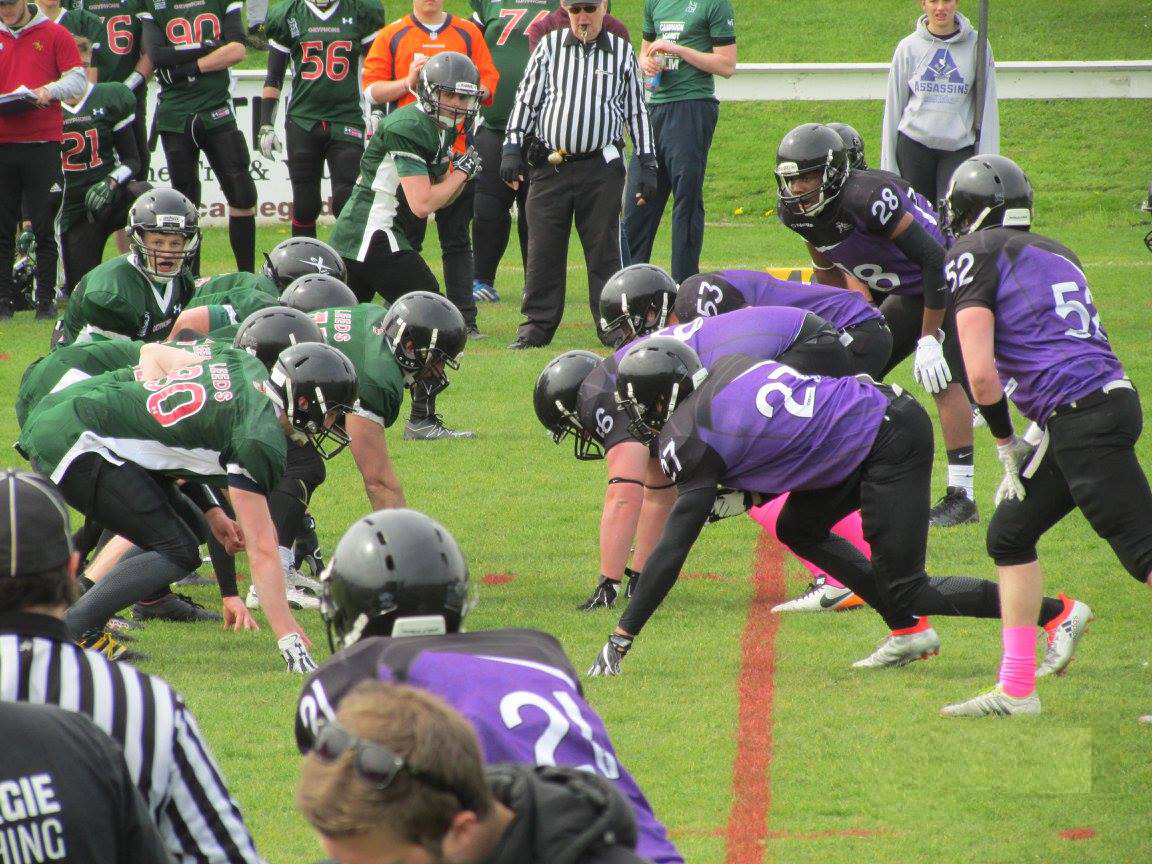 Carnegie American Football set for huge Varsity clash with University of Leeds