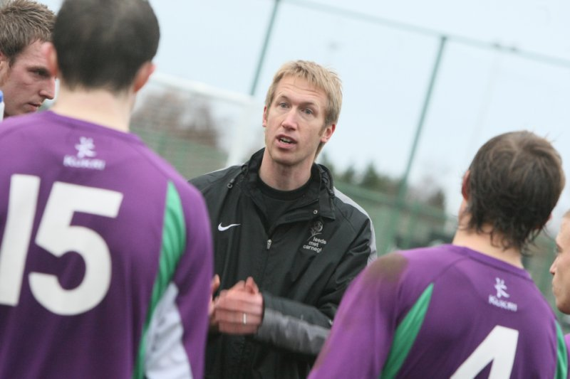 Former Beckett coach Graham Potter announced as new Swansea City Manager