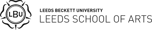 leeds school of arts logo
