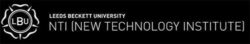 Leeds Beckett University NTI(New Technology Institute)