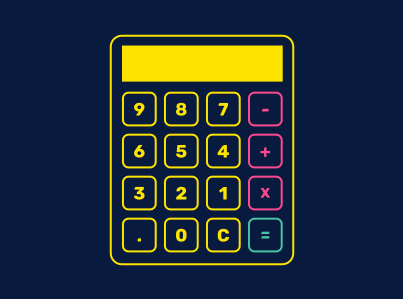 clearing calculator