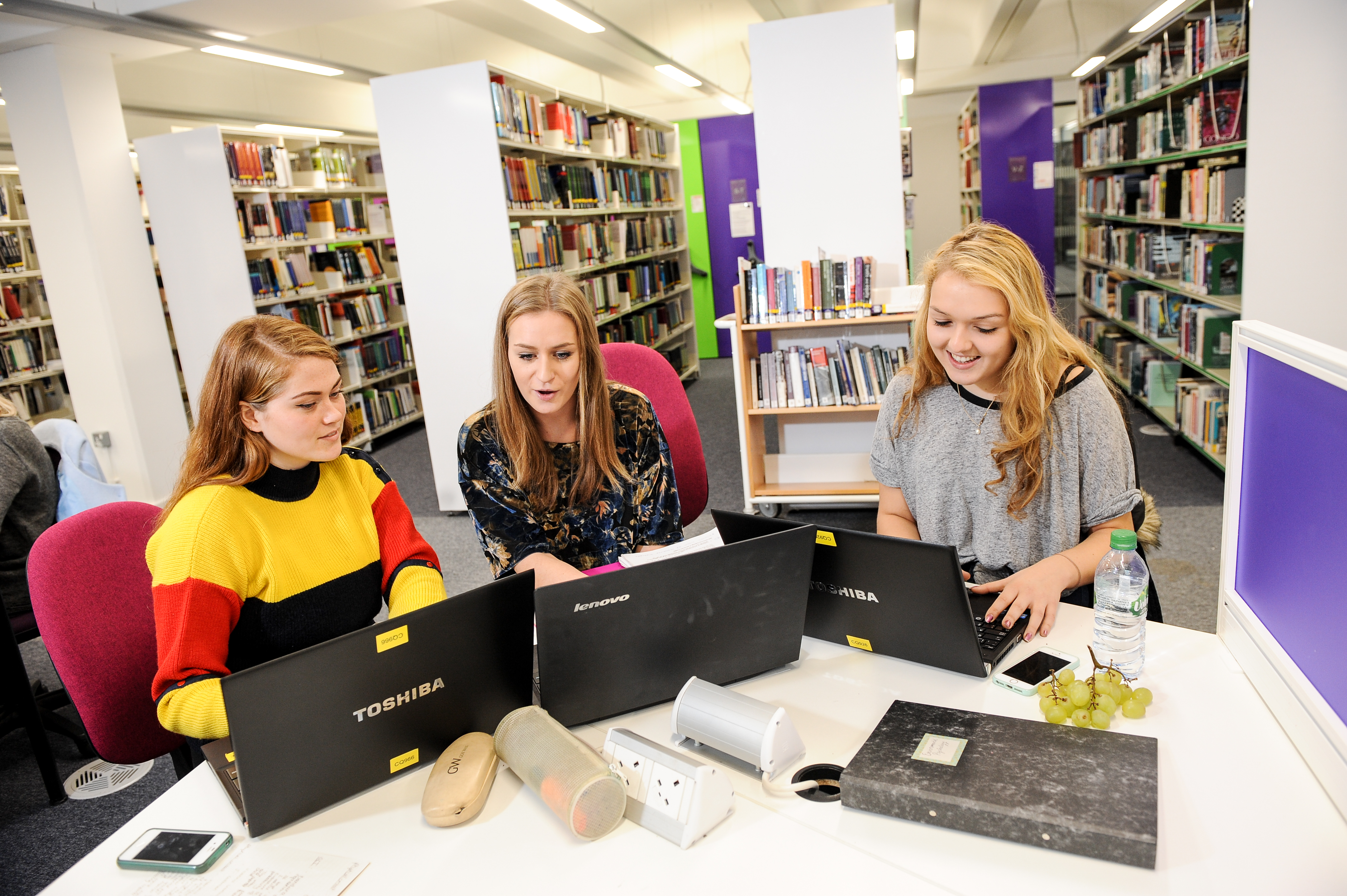 Welcome to the new Leeds Beckett Library Blog