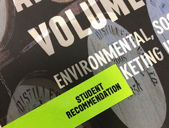 student recommended book