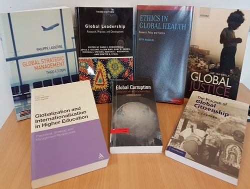 Global engagement books