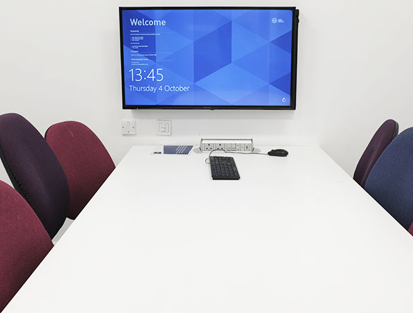 equipment in Student Meeting Room