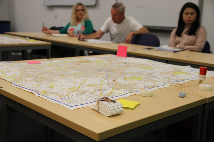National Writing Day mapping the regions stories