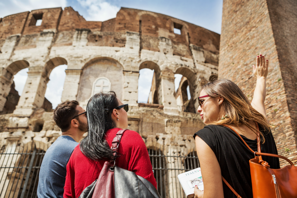 Senior Lecturer Elisa Burrai in The Conversation: Tourists not welcome