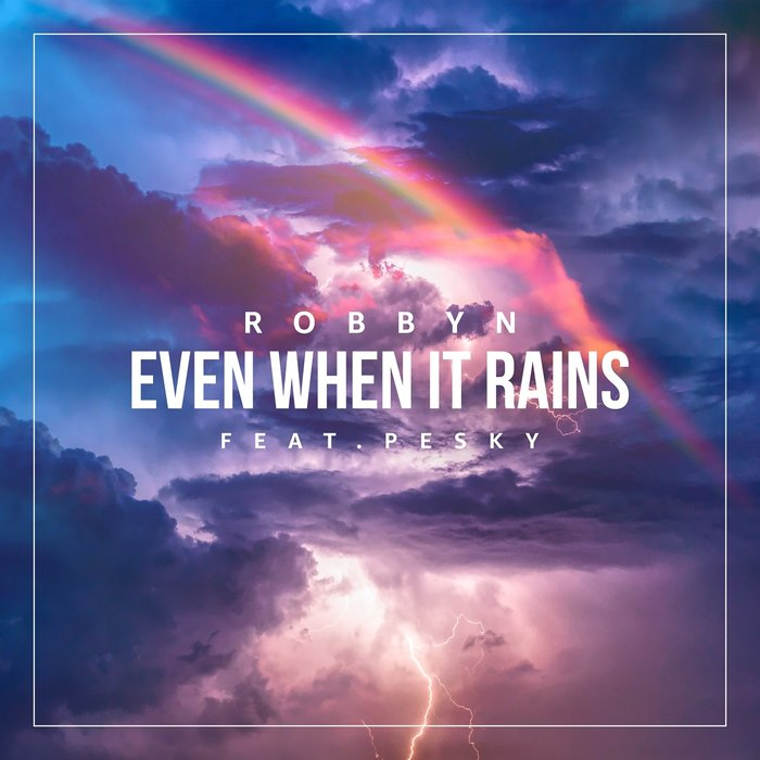 Even When it Rains - single cover