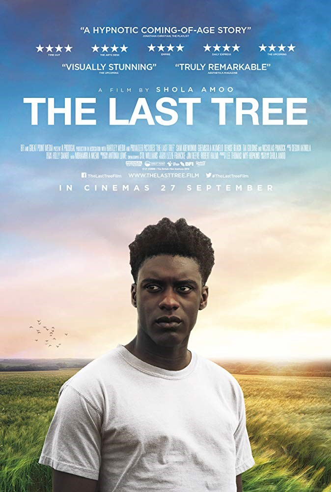 Poster for the film The Last Tree