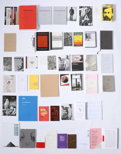 50 different publications from Information as Material
