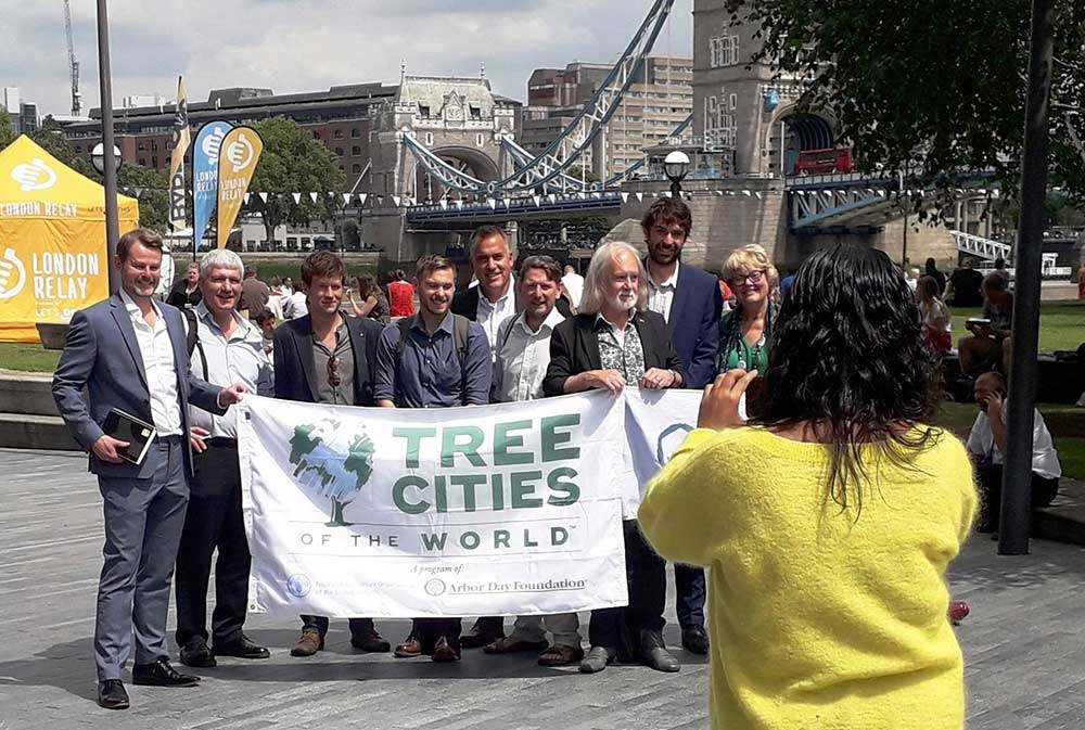 Tree Cities of the World Task Force