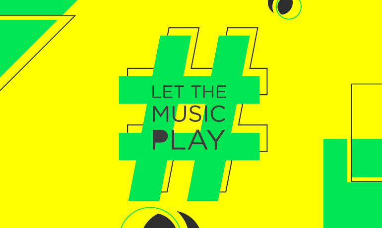 Leeds School of Arts supports the #LetTheMusicPlay campaign