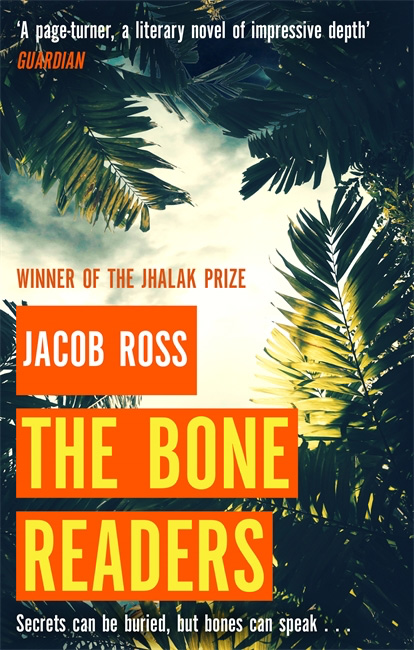 "Cover of ""The Bone Readers"""