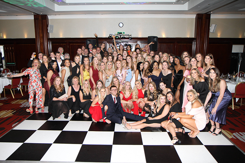 School of Events Tourism and Hospitality Management Celebrate End of Year