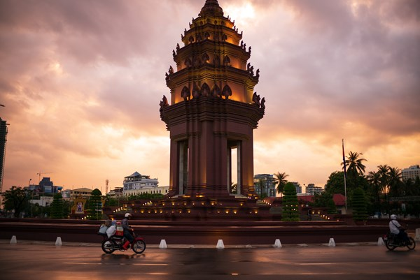 Cambodia study trip for Psychological Therapies and Mental Health students
