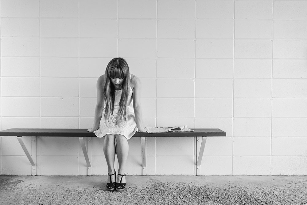 Rising mental distress in young girls