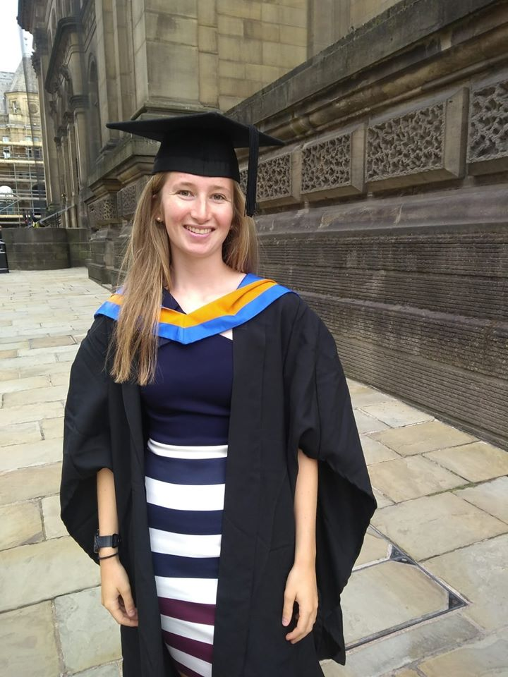 Sport Development graduate tells us how she secured a job working at the National Trust