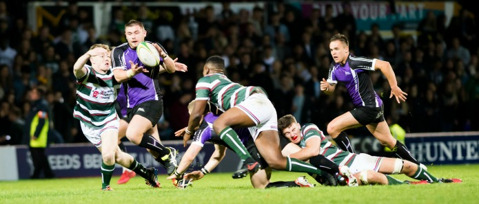 Rugby Union at Leeds Beckett University