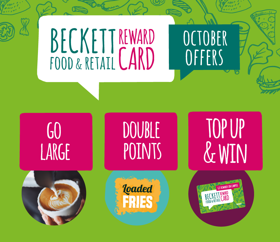 Your October Reward Card offers have landed