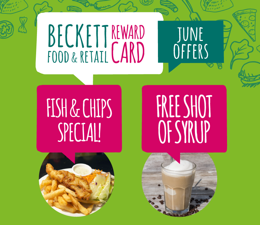 Your June Reward Card Offers are here