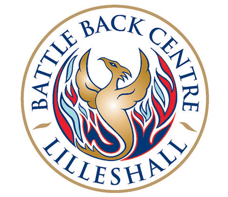 Battle Back Centre Lilleshall Logo