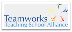 Teamworks Teaching School Alliance logo