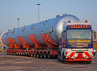 Collet Truck