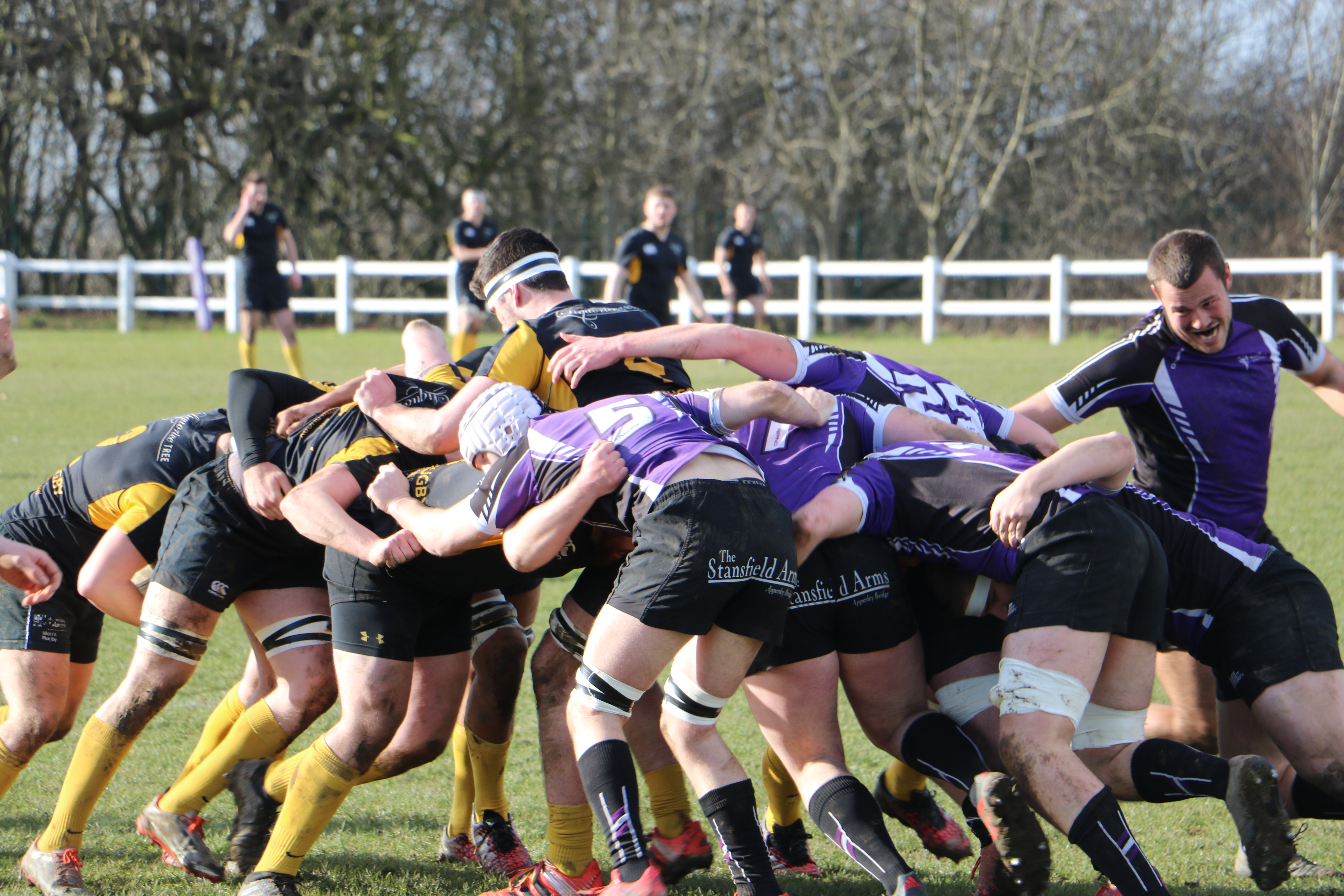 Beckett's clubs victorious in opening BUCS cup rounds