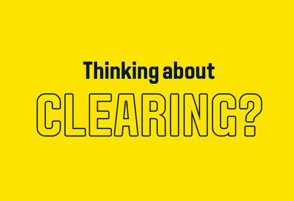 Thinking about clearing?