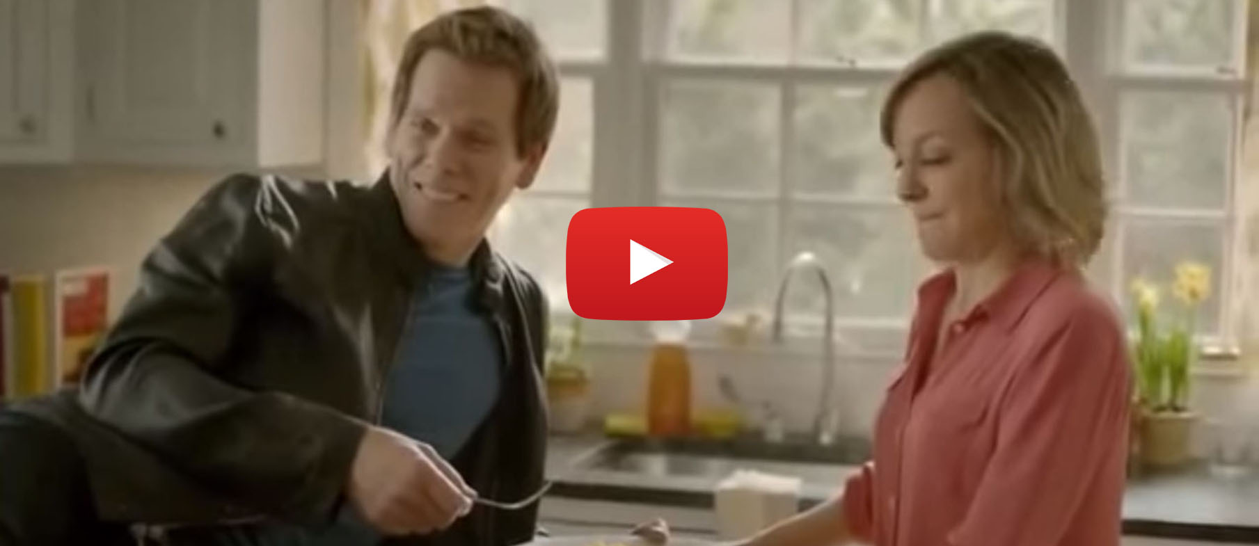 Kevin Bacon Adverts
