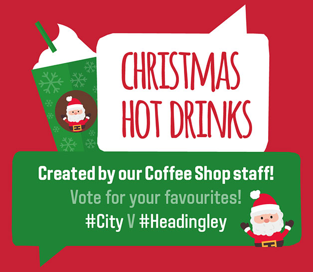 Christmas Hot Drinks