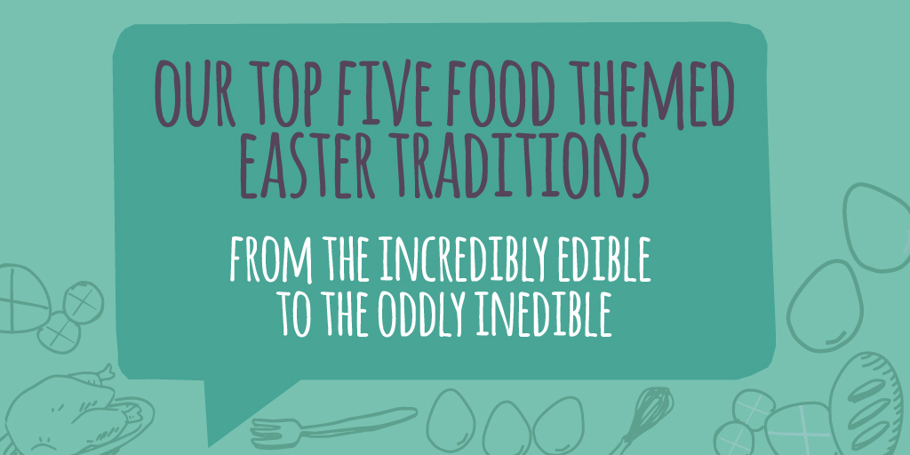 Top five food-themed Easter traditions