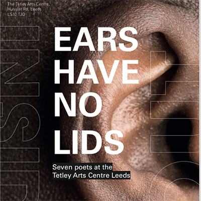 Ears have no lids