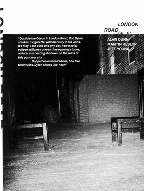 London Road cover