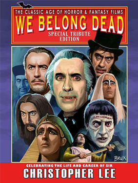 We Belong Dead cover