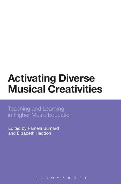 activating diverse musical creatives